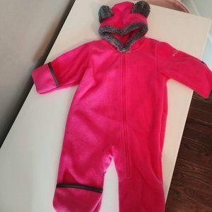 COLUMBIA | Infant Bunting Fleece (3-6m)